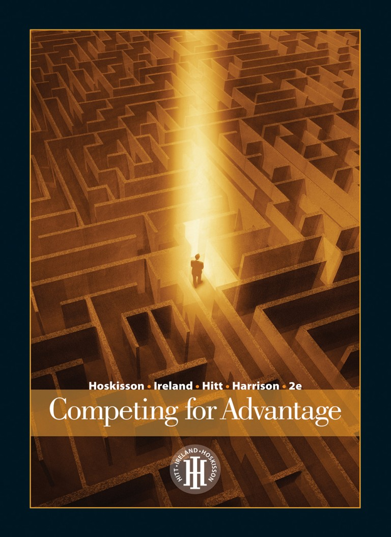 Competing for Advantage book cover