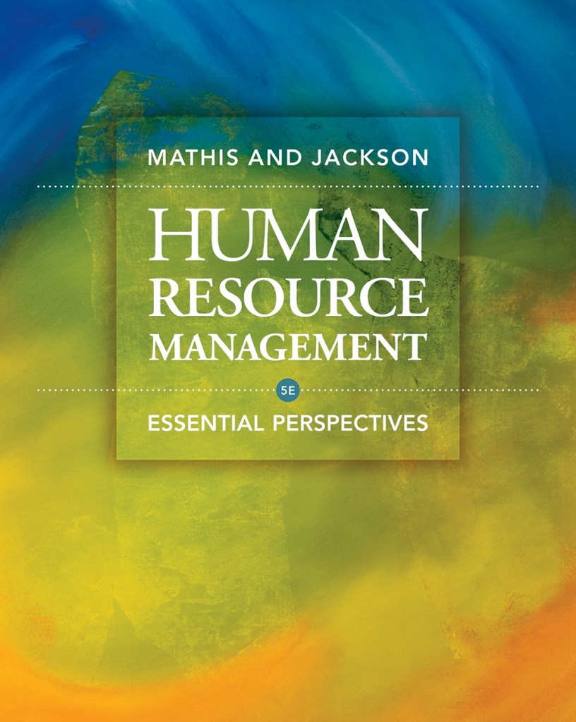 Human Resource Management book cover