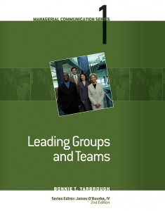 Leading Groups and Teams book cover
