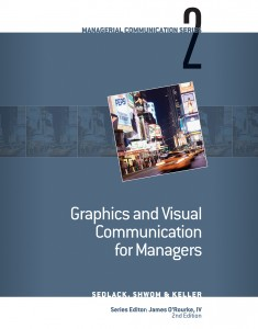 Graphics and Visual Communication for Managers book cover