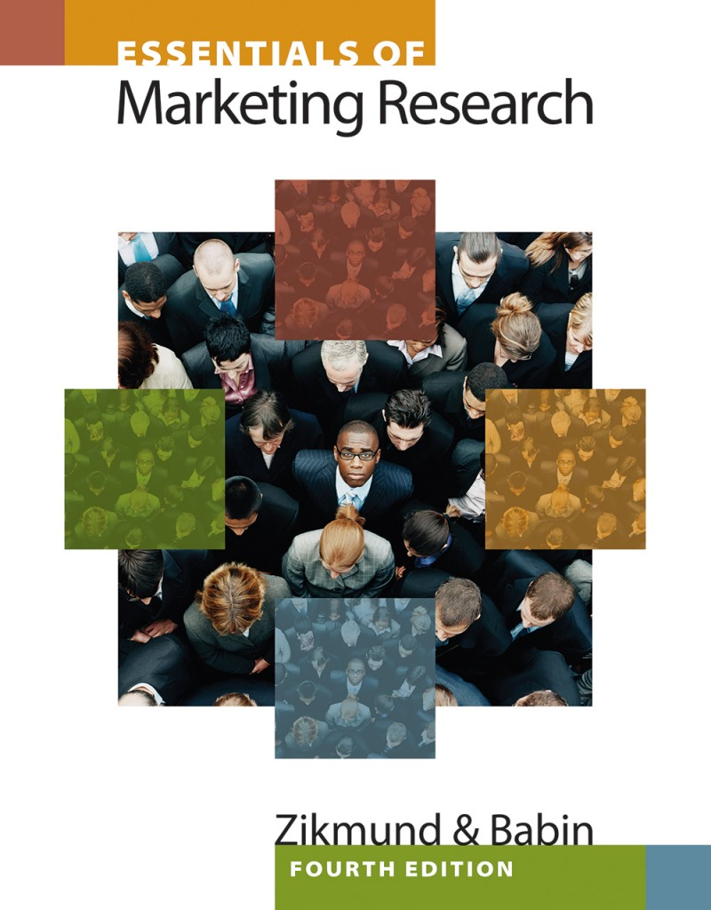 Essentials of Market Research book cover