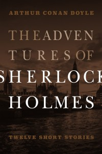 cover for epub book The Adventures of Sherlock Holmes